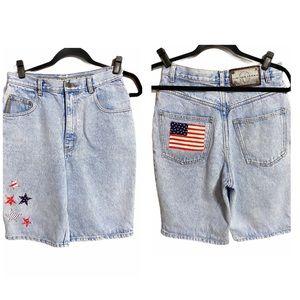Limited Jeans Vintage Hi-Rise Mom Denim Shorts